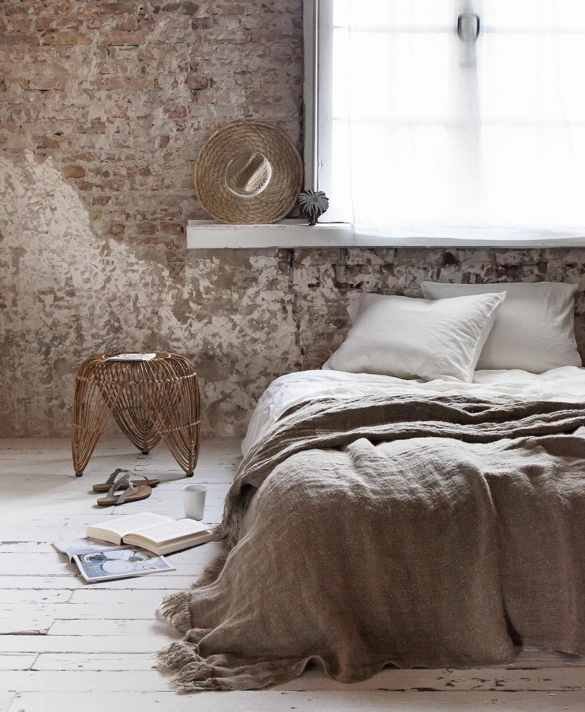 Bedroom, a place to rest